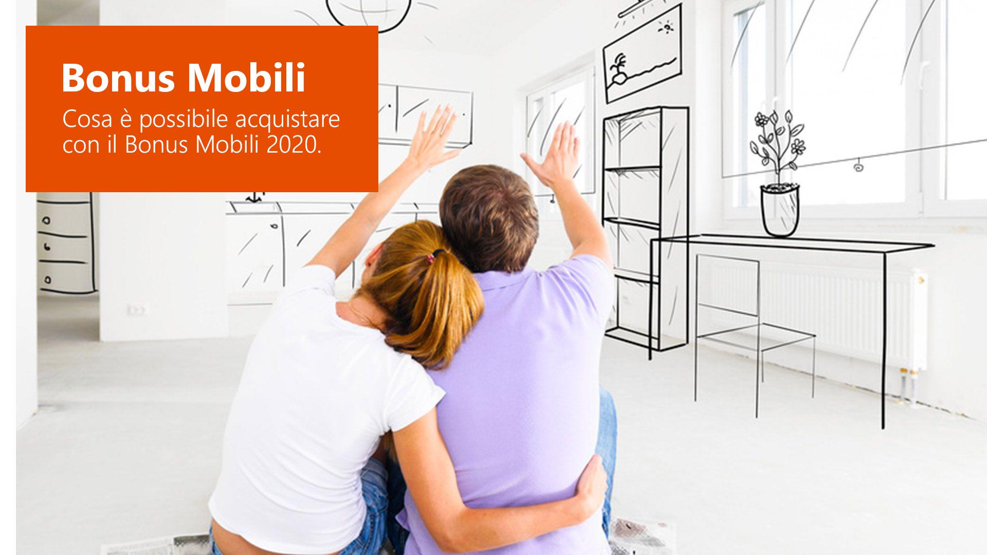 Cosa è possibile acquistare con il Bonus Mobili 2020 - Welcome House  Arredamenti